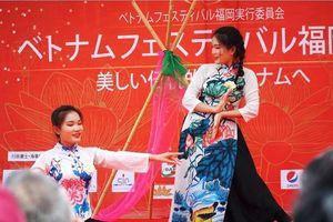 Sôi động Lễ hội Việt Nam 2019 tại Fukuoka