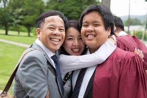 Thần đồng Đỗ Nhật Nam tốt nghiệp xuất sắc trường cấp 3 Mỹ