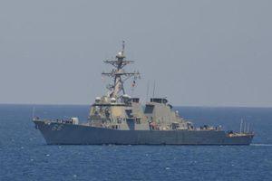 Điều tàu khu trục tới vùng Vịnh, ông Trump 'đùa với lửa' ở Trung Đông