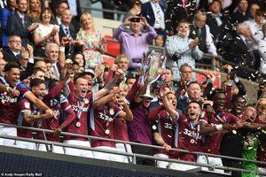 Aston Villa đánh bại Derby County ở trận cầu đắt giá nhất hành tinh