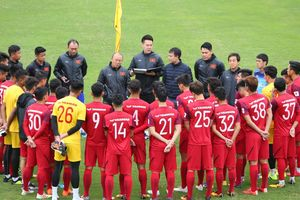 Thủ môn Bùi Tiến Dũng được triệu tập vào U23 Việt Nam đấu U23 Myanmar