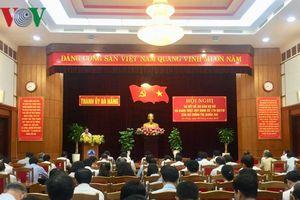 Tỷ lệ cán bộ nữ tham gia BCH Đảng bộ TP Đà Nẵng còn thấp