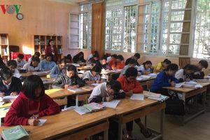 Lâm Đồng chuẩn bị cho học sinh tham gia kỳ thi THPH Quốc gia 2019