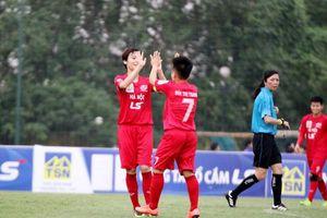 Giải nữ cúp Quốc Gia 2019: Hà Nội tiếp tục thi uy sức mạnh