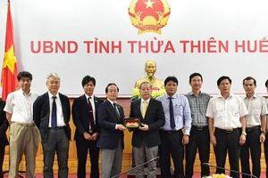 JICA hỗ trợ Thừa Thiên Huế phát triển đô thị theo hướng xanh và bền vững