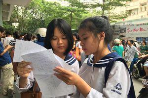 Đề thi Toán lớp 10 trường THPT Chuyên Sư Phạm Hà Nội dễ thở, thí sinh có thể đạt điểm 9