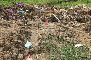 Hà Nội: Kẻ sát hại bà chủ cửa hàng vật liệu xây dựng rồi ném xác ngoài bãi rác khai gì?
