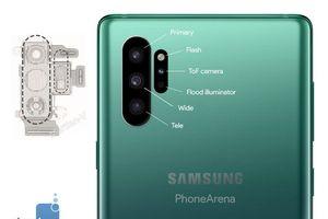 Galaxy Note 10 không được nâng cấp camera, để dành cho Galaxy S11