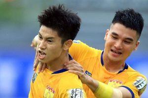 Nguyễn Trọng Hùng - tân binh 'lỳ lợm' của U23 Việt Nam