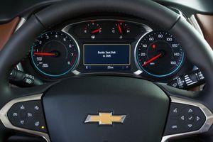 Từ năm 2020, xe Chevrolet không thể chạy nếu chưa thắt dây an toàn
