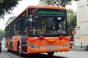 Hà Nội có thêm tuyến xe buýt chất lượng cao Hà Đông - Nội Bài