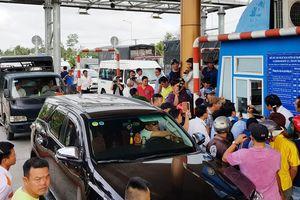 An Giang đề nghị giảm 50% giá vé cho 334 ôtô qua trạm T2