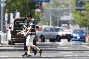 Nắng nóng ở Nhật Bản gây thiệt hại nặng