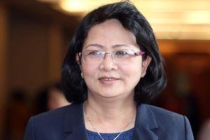 Chủ tịch nước ủy nhiệm Phó Chủ tịch nước đọc Tờ trình ra Quốc hội