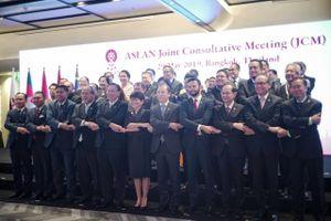 Hội nghị Tham vấn chung ASEAN tại Thái-lan