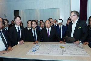Việt Nam tham khảo mô hình công nghệ Thụy Điển