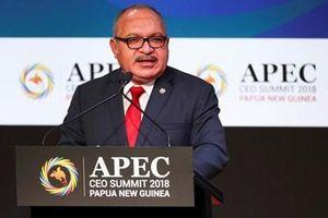 Thủ tướng Papua New Guinea từ chức