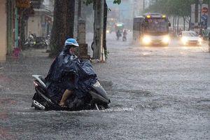 TPHCM xóa ngập do mưa chỉ đạt 59,46%