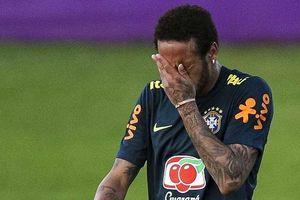 Copa America: Neymar dính chấn thương đầu gối