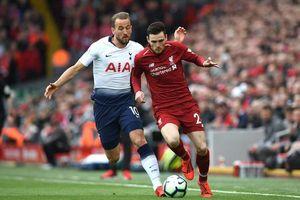 Robertson cảnh báo Liverpool 'đẳng cấp thế giới' của Harry Kane