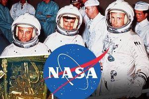 Loạt phi hành gia Mỹ bị sát hại để 'bịt miệng' vụ hạ cánh xuống Mặt trăng?
