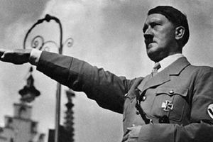 Hãi hùng lời tiên tri Hitler là 'Đấng cứu thế' của nhân loại