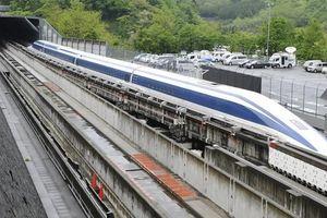 Trung Quốc tiết lộ mẫu tàu điện từ trường mới có tốc độ 600km/h