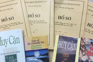 Nguồn tài liệu quý về nhà thơ, nhà văn hóa, nhà hoạt động chính trị Cù Huy Cận