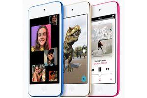 Apple bất ngờ công bố thế hệ iPod Touch 2019