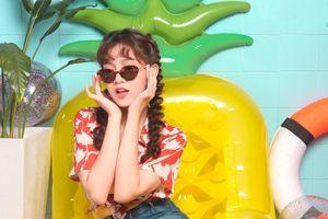 Hoa hậu chuyển giới Đỗ Nhật Hà dẫn chương trình truyền hình 'Việt Nam tươi đẹp'