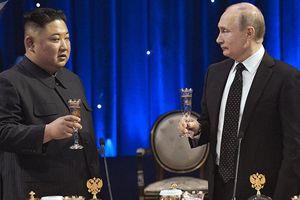 Hé lộ sự cố trong chuyến thăm Nga của Kim Jong Un