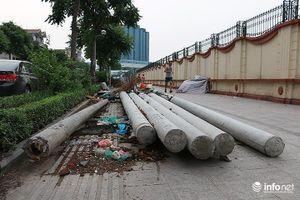 Đường Lê Trọng Tấn mất bóng dáng 'tuyến đường kiểu mẫu'