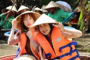 Khách du lịch Thái Lan, Hàn Quốc đến Việt Nam tăng mạnh