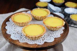 Công thức 'thần thánh' làm bánh tart trứng kiểu Hong Kong