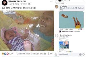 Loạt ảnh và bình luận đáng sợ trên fanpage ghét trẻ con: Dân mạng đề nghị bắt admin