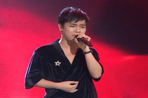 Nam thí sinh hát hit của Minh Tuyết làm Trấn Thành vô cùng phấn khích