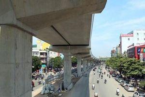 Gần 3.600 tòa nhà được theo dõi khi xây ga ngầm đường sắt đô thị