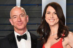 Ly hôn ông chủ đế chế Amazon, người phụ nữ giàu nhất thế giới quyết định sốc