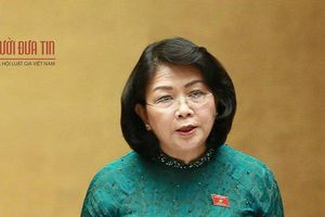 Phó Chủ tịch nước thay Chủ tịch nước Nguyễn Phú Trọng trình bày Công ước số 98