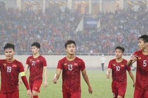 Các tuyển thủ U23 Việt Nam và cơ hội ghi điểm với thầy Park
