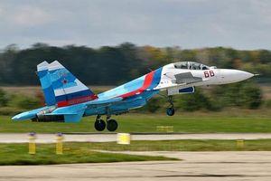 12 máy bay Su-30K được dự đoán tới Việt Nam đã có chủ