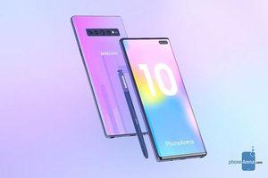Samsung sẽ cung cấp sạc nhanh 100W cho Galaxy Note 10