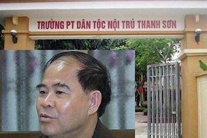 Đề nghị truy tố Hiệu trưởng dâm ô hàng loạt học sinh nam ở Phú Thọ