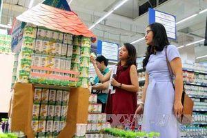 Hàng Việt tiến tới chinh phục người Việt