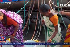 Khủng hoảng nước sạch tại Ấn Độ