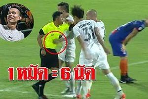 Những trò lố của đội tuyển Thái Lan trước khi King's Cup khởi tranh