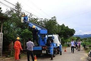 Đầu tư 145 tỷ đồng xây trạm biến áp 110kV cấp điện Phước Sơn