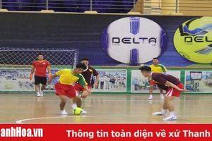 Khởi tranh Giải bóng đá futsal tỉnh Thanh Hóa – Cúp Delta 2019