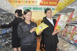 Hòa Bình: Thiết thực hưởng ứng Cuộc vận động 'Người Việt Nam ưu tiên dùng hàng Việt Nam'