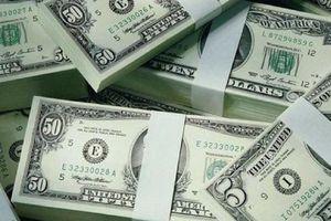 Giá USD tăng mạnh tại một số ngân hàng thương mại